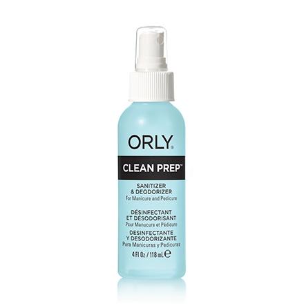 ORLY, Средство для дезинфекции ногтей Clean Prep, 118 мл