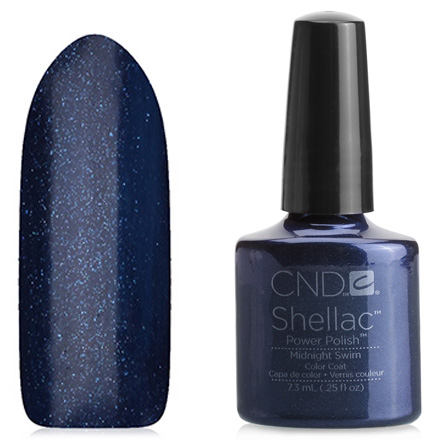CND, цвет Midnight Swim