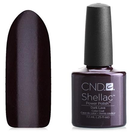 CND, цвет Dark Lava