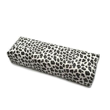 TNL, Подлокотник кожаный «Леопард», серый