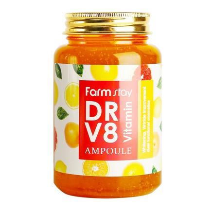 FarmStay, Ампульная сыворотка с витаминами, 250 мл
