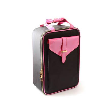TNL, Сумка для косметических инструментов, розовая