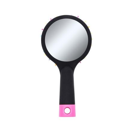 Beauty Essential, Маленькая расческа «Радуга», черная