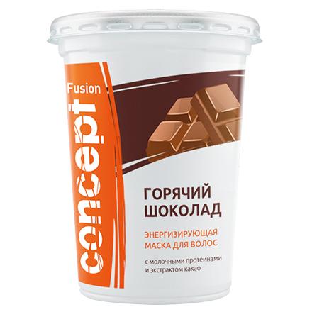 Concept, Маска для волос Горячий шоколад, 450 мл (УЦЕНКА)