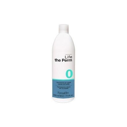 FarmaVita, Химический состав Life The Perm №0, 500 мл