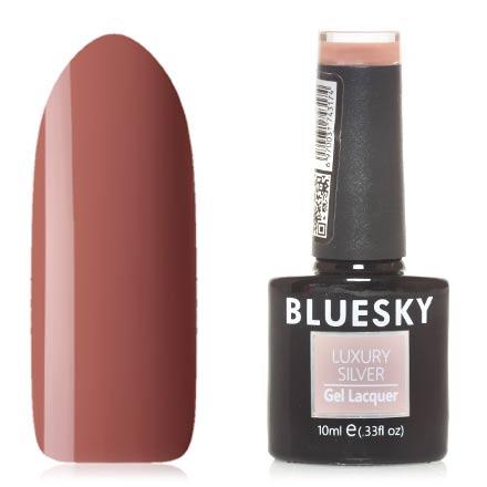 Bluesky, Гель-лак Luxury Silver №283