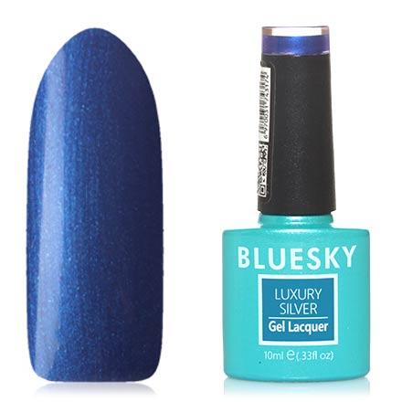 Гель-лак Bluesky Luxury Silver №615