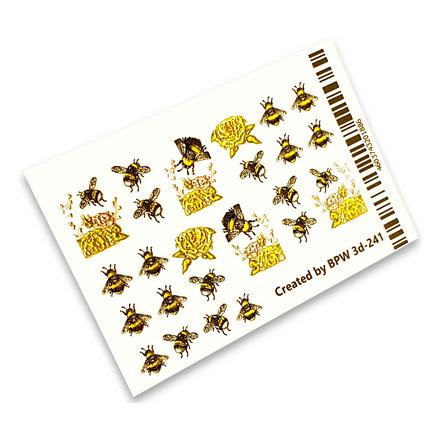 BPW.style, 3D-слайдер «Пчелки» №3d-241