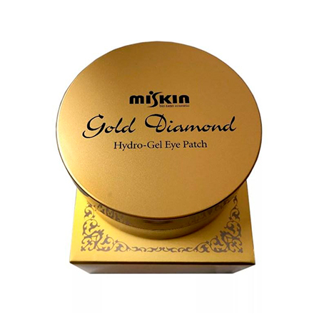 Miskin, Гидрогелевые патчи Gold Diamond, 60 шт.