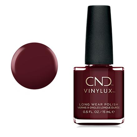 CND Vinylux, цвет 304 Black Cherry