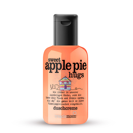Treaclemoon, Гель для душа Sweet Apple Pie Hugs, 60 мл