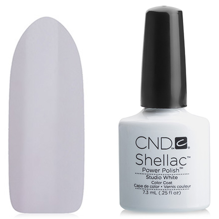 CND, цвет Studio White