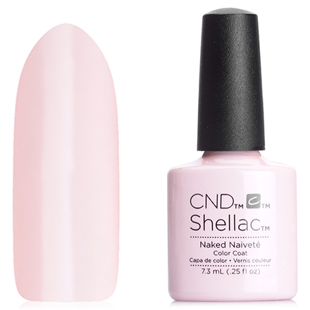CND, цвет Naked Naivete