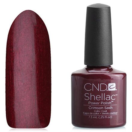 CND, цвет Crimson Sash