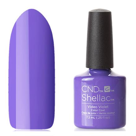 CND, цвет Video Violet