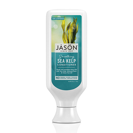 JASON, Кондиционер Smoothing Sea Kelp, 454 г