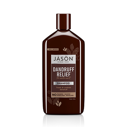 JASON, Шампунь Dandruff Relief Treatment, 355 мл