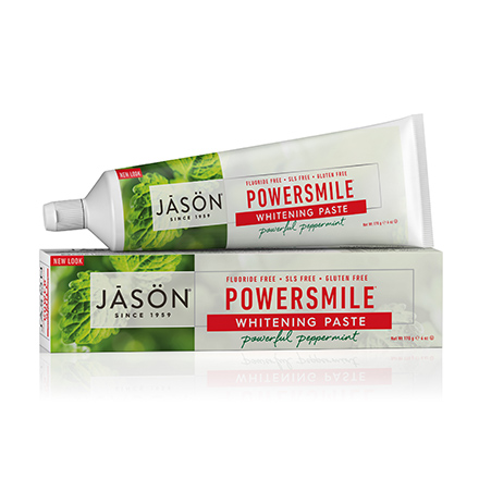 JASON, Зубная паста Powersmile Whitening, 170 г