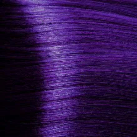 Kapous, Крем-краска для волос Hyaluronic, фиолетовый