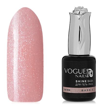 Vogue Nails, База Shine №3, 18 мл
