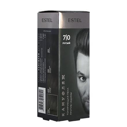 Estel, Набор для камуфляжа волос Alpha Homme 7/0
