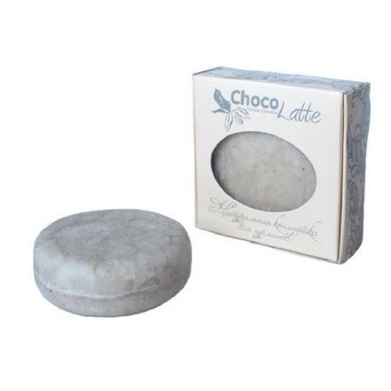 TM Chocolatte, Твердый шампунь «Ши&Ко», 60 г
