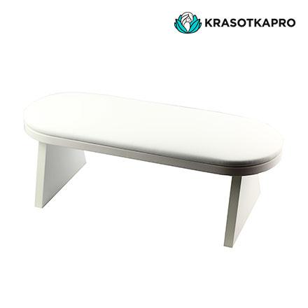 KrasotkaPro, Подставка для рук высокая, белая