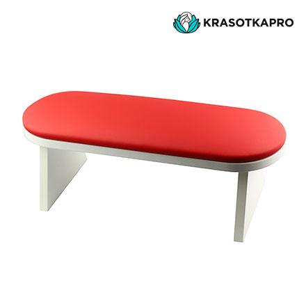KrasotkaPro, Подставка для рук высокая, красная