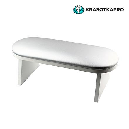 KrasotkaPro, Подставка для рук высокая, серебряная