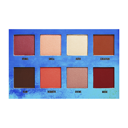 Lime Crime, Палетка теней Venus: The Grunge Palette