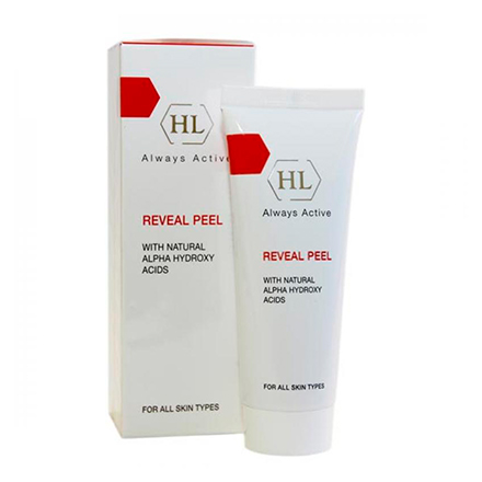 Holy Land, Пилинг-гель Reveal with Natural Alpha Hydroxy Acids, 75 мл