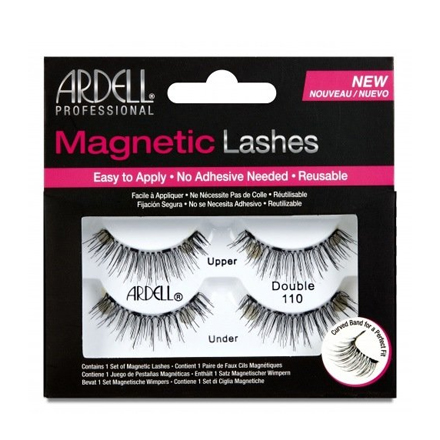 Ardell, Magnetic Strip Lash 110 Магнитные накладные ресницы