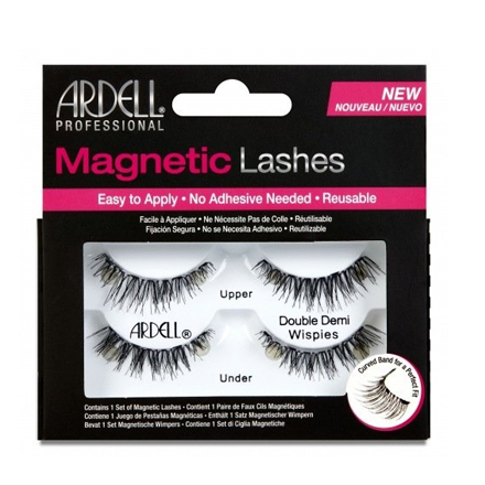Ardell, Magnetic Strip Lash Demi Wispies Магнитные накладные ресницы