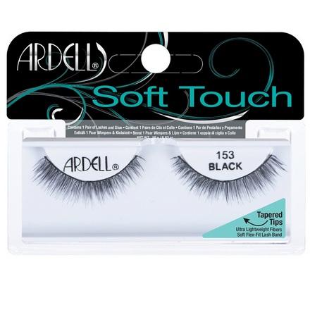 Ardell, Накладные ресницы Prof Soft Touch, №153