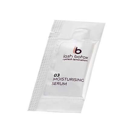 Lash Botox, Состав №3 Moisturising Serum, 1 мл