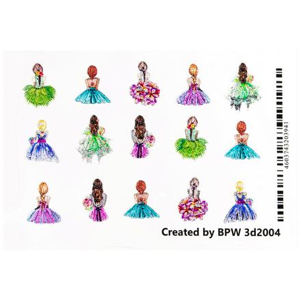 BPW.style, 3D-слайдер «Девушки» №3d2004
