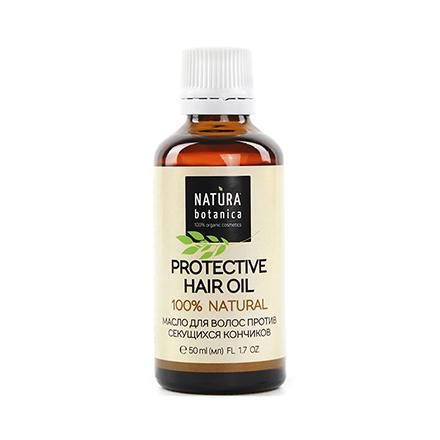Natura Botanica, Масло Protective Hair, 50 мл