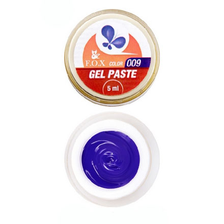 FOX, Гель-паста Gel Paste №009