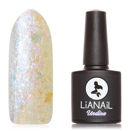 Гель-лак Lianail Undina, Морская соль