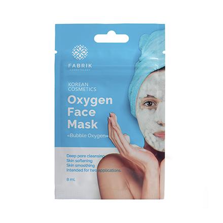 Fabrik Cosmetology, Кислородная маска для лица Bubble Oxygen, пузырьковая