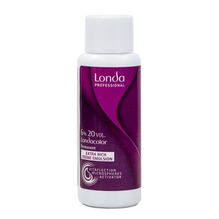 Londa Professional, Окислительная эмульсия Londacolor 6%, 60 мл