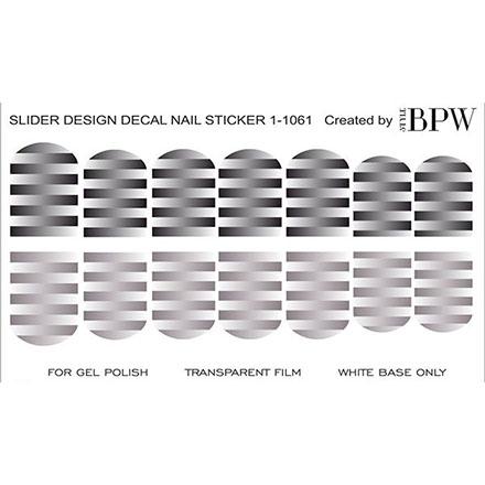 BPW.Style, Слайдер-дизайн «Цветные полоски» №1-1061 (УЦЕНКА)