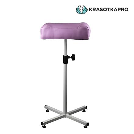 KrasotkaPro, Подставка для ног с регулировкой наклона, розовая