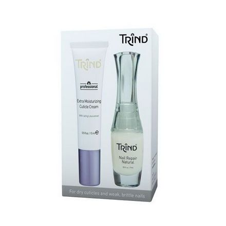 Trind, Набор Nail Repair & Cuticle Creme