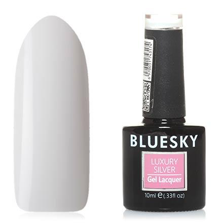 Гель-лак Bluesky Luxury Silver №004