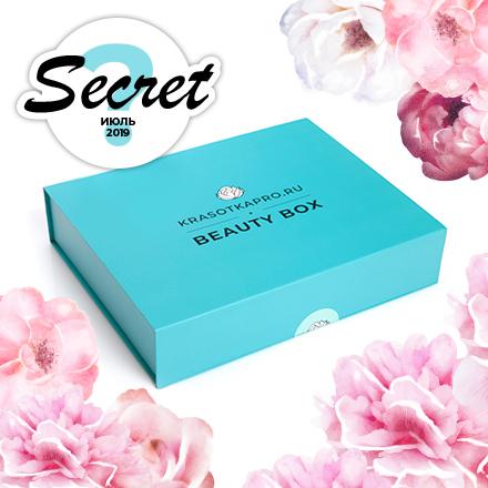 Secret Box, Июль 2019