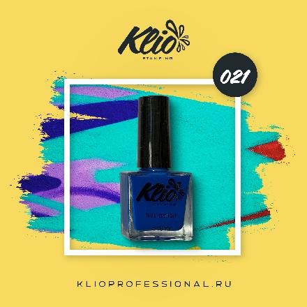 Klio Professional, Лак для стемпинга №21