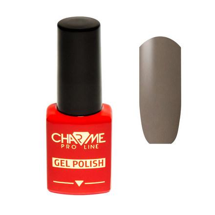 Гель-лак CHARME Pro Line № 092, Платиново-серый