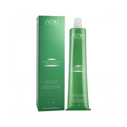 Kapous, Крем-краска для волос Studio Professional 4.81 (УЦЕНКА)