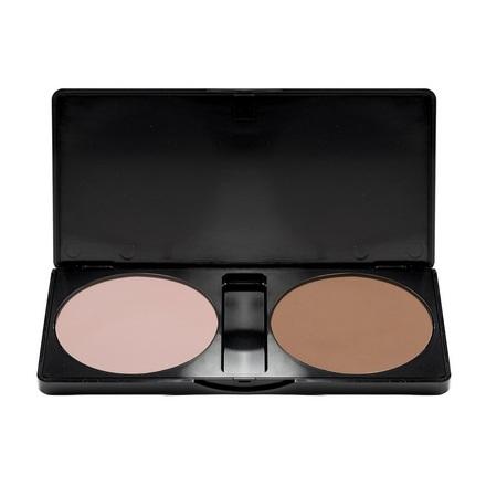 Make-up Atelier Paris, Палитра сухих корректоров для лица, фарфоровая